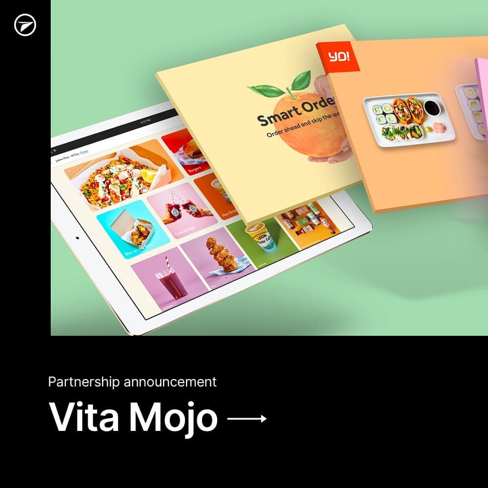 Incredibly excited to announce our new partnership with @vitamojo. Launching their digital ordering platform in 2015, they have become market leaders in smart tech, powering the nations favourite hospitality brands. We look forward to realising their digital vision.  #design#webdesign#uxdesigner#userexperience#ux#ui#uxdesign#userinterface#uidesign#interface#uxigers#designinspiration#uxuidesign#userinterfacedesign#userexperiencedesign#designer#hospitality #restaurant#designagency#creativestudio #InteractionDesign #DigitalIdentity#strafe #dribbble